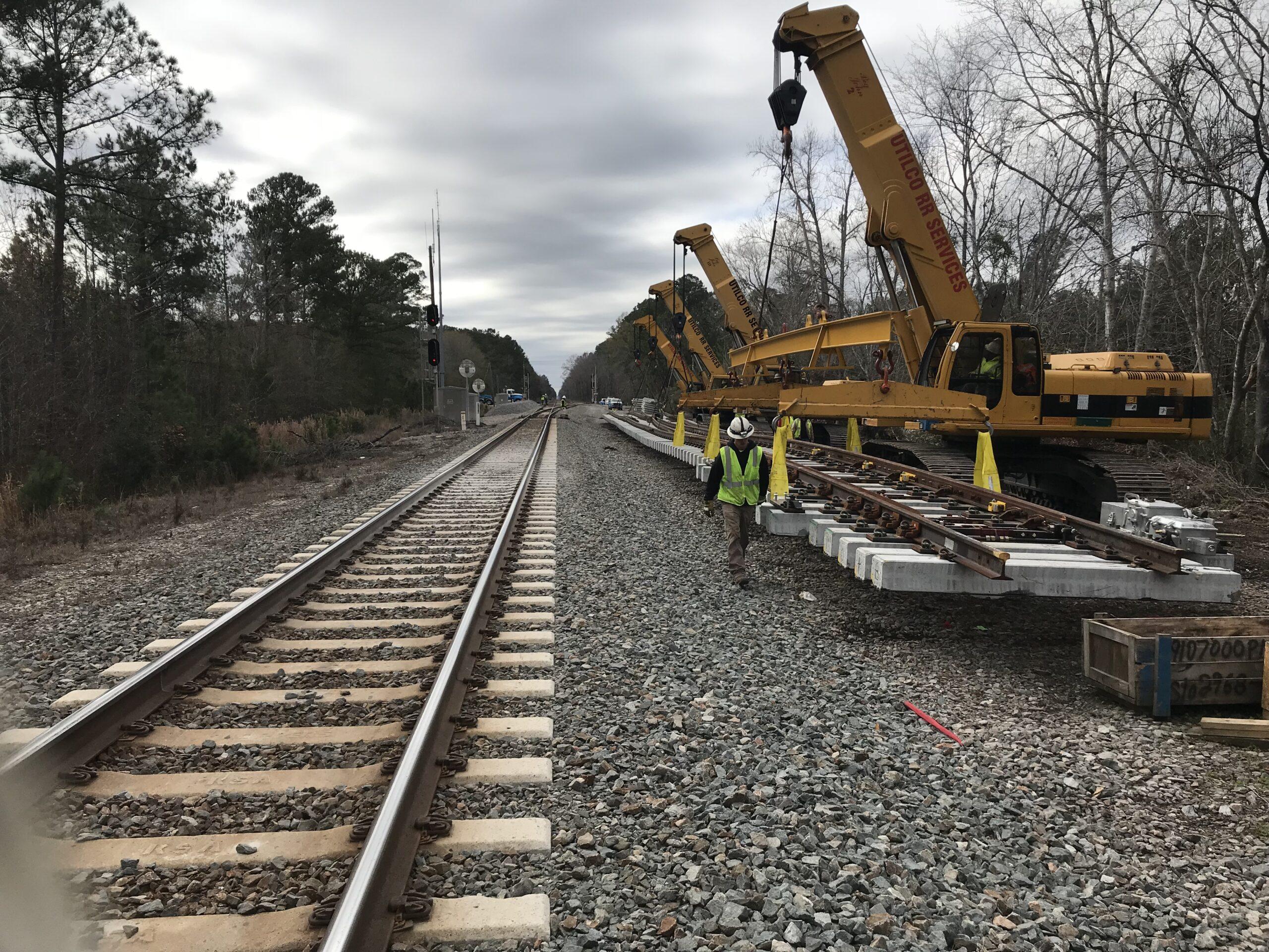 Track Panel Service