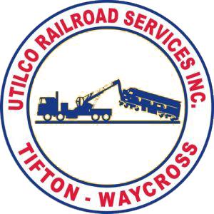 logo Utilco Railroad Services